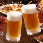 飲み会が続いても体重が増えないコントロール方法!