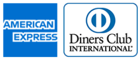 AMERICAN EXPRESS Diners Club のアイコン