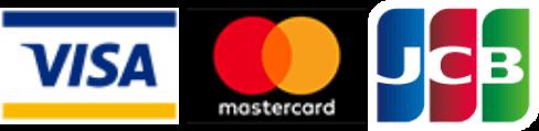 VISA mastercard JSB のアイコン