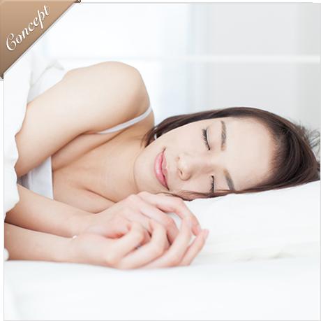 一人一人に合わせた睡眠分析・食事アドバイスで自分本来のパフォーマンスを