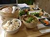 日常のお食事に対するフィードバック