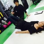 仲嶺梨子さん&石川理咲子さんご来店