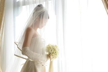 花嫁 睡眠編