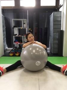 小山さんトレーニング3