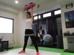 小山さんトレーニング1