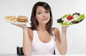 低糖質後食事