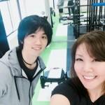 小川菜摘さん トレーニングスタート!