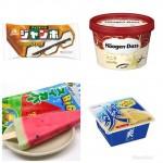 健康、ダイエットに注目したアイスの選び方♪